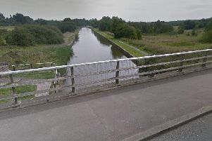 The canal at Lily Lane. Pic: Google Street View
