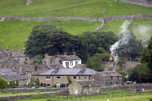 An action plan has been drawn up to ensure the sustainability threat to Yorkshire Dales communities are addressed by the Yorkshire Dales National Park Authority in partnership with the area's four district councils - Richmondshire, Craven, South Lakeland and Eden. Picture by Tony Johnson.