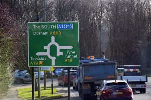 Proposals have been drawn up for the A690 Durham Road and A19 interchange.