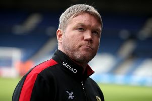 Doncaster Rovers' manager Grant McCann pictured at Kenilworth Road ahead of Saturday's game with Luton Town (Picture: Chris Radburn/PA Wire).