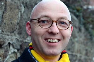 R�n�n Hession whose first novel Leonard and Hungry Paul is published by Hebden Bridge's Bluemoose Books.