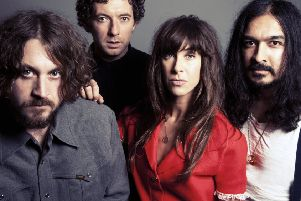 The Zutons are back touring for the first time in ten years and play Leeds 02 Academy next week.