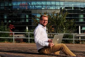 The David and Jane Richards Family Foundation has appointed Joachim Dreimann as technical advisor to its programme of work advancing the education of computer science in state schools. 'Mr Dreimann, 32, is product manager and user experience lead at WANdisco, the Sheffield and Silicon Valley-based public software company founded and led by David Richards.
