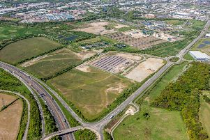 Aire Valley Land LLP, the joint venture between Harworth Group plc and Evans Property Group, has sold the 10-acre 'North plot' at its Gateway 45 Leeds development to the University of Leeds to create space to collaborate with industry on major research initiatives.