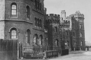 Armley Prison in Leeds, 1950