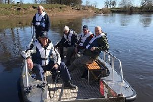 The Nun Monkton ferryboat, a not-for-profit community enterprise based in rural North Yorkshire will set sail once again.