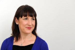 Leeds West MP Rachel Reeves