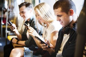 Is the obsession with mobile phones bad for society?