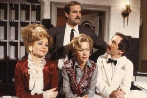 Fawlty Towers has stood the test of time. Picture: PA Wire