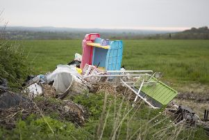 Fly-tipping is costing North West farmers hundreds of thousands of pounds every year.