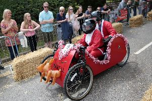 Drivers will take to the downhill street course once again for this year's Scarcliffe Soapbox Derby event