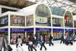 Travel stores are WH Smith's best performing outlets
