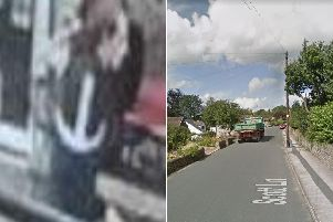 Police have released this image of a man they want to identify after a 17-year-old girl was sexually assaulted in Scott Lane.