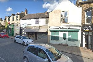 The site that will become the Salumeria (currently The Fruit Stall) (Credit: Google)
