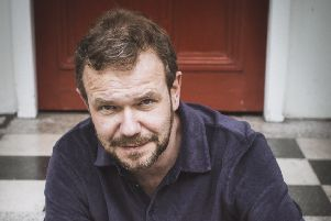 Radio presenter James O'Brien is among those appearing at Sheffield's Festival of Debate this year.