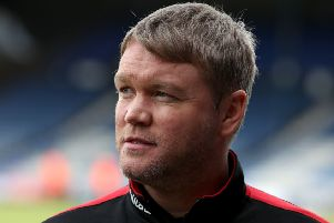 Doncaster Rovers manager Grant McCann (Picture: Chris Radburn/PA Wire).