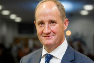 Kevin Hollinrake is the Conservative MP for Thirsk and Malton.