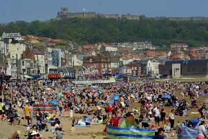 South Bay, Scarborough. Picture by Simon Hulme