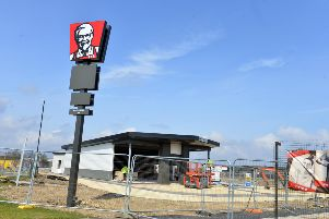 KFC on Pennywell Industrial Estate is to open soon