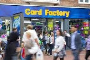 Card Factory plans to open 50 stores this year