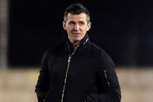 Subject of complaint: Fleetwood Town manager Joey Barton.