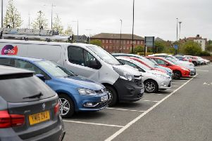 The Livingstone Road car park has reopened