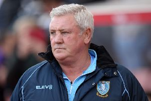 Steve Bruce: Sheffield Wednesday manager expects to be busy next week.