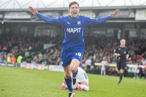 Jay O'Shea scored a stunner on Good Friday in 2015