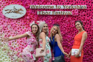 Should Welcome to Yorkshire continue to sponsor events like the Ebor festival?
