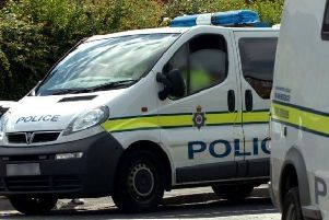 The 15-year-old was hit in Brinsworth Lane, Rotherham on Friday evening.