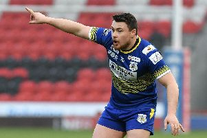 Matty Beharrell has been given the all-clear after a scan on his knee