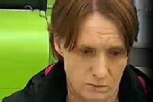 Police want to trace this woman following an incident at Asda's Peterlee store.