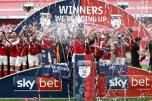Where the last 20 League One play-off winners have finished