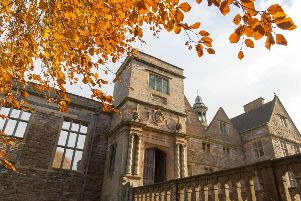 Rufford Abbey. Picture: Tracey Whitefoot