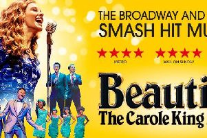 Beautiful: The Carole King Musical hits the road again next year