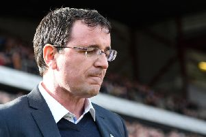 Bradford City manager Gary Bowyer