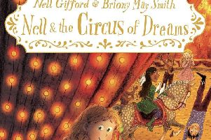 Nell and the Circus of Dreams by Nell Gifford and Briony May Smith
