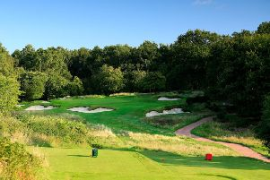 Alwoodley Golf Course is one of finest courses around Leeds.