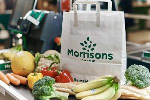 Morrisons warned that it facesa tough comparative over the next three months