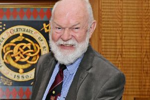 Stuart Grantham, who has died at the age of 70.