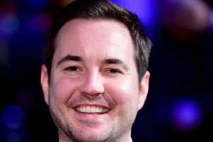 Line of Duty star Martin Compston. (PA)