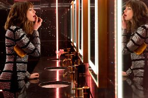 Anne Hathaway  in The Hustle.  (Picture: PA Photo/Metro-Goldwyn-Mayer Pictures Inc./Christian Black).