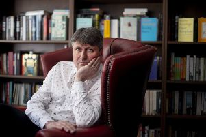 Simon Armitage has been announced in central London, as the UK's new Poet Laureate.
