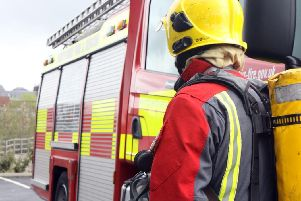 Firefighters have dealt with a number of arson attacks across South Yorkshire since Friday night
