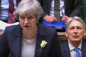 Theresa May's contempt for the European Parliament elections has been condemned by columnist Andrew Vine.