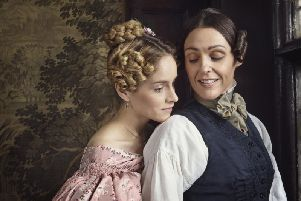 Suranne Jones plays Anne Lister in the new BBC drama Gentleman Jack.