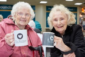 The Riding Cuppa Club is helping combat loneliness