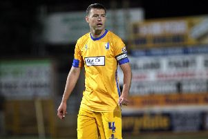 John Dempster was part of Mansfield Town's promotion-winning side under Paul Cox.