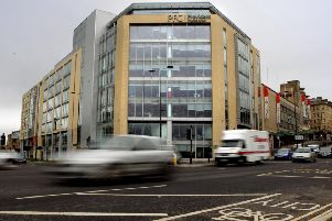 File picture: Provident Financial's headquarters in Bradford.
