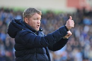 Doncaster Rovers manager Grant McCann: Used to being the underdog.
